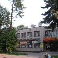 "Колишні ""Дитячий світ"" та ""Техніка""/The ""Childs world"" and ""Technique"" is former, Козова"