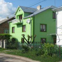 kupchinskoho 28, Козова