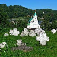 Пятницкое кладбище, Кременец