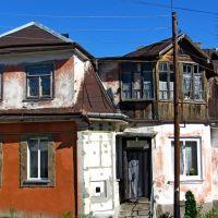 Старые домики Кременца, Кременец