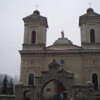 Кременець (Тернопільська обл.) - Храм Св.Станіслава, Кременец