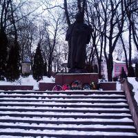 Памятник Т.Г.Шевченку, Кременец