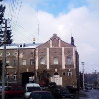 Колишня духовна семінарія,тепер краєзнавчий музей, Кременец