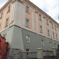 Коллегиум иезуитов. Учебный корпус, 1743 г., Кременец