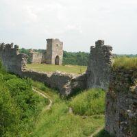 Кременецький замок, Кременец