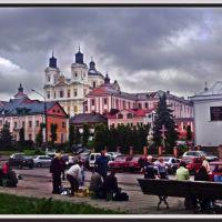 Момент з життя міста, Кременец