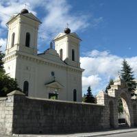 Костел Святого Станислава (1853-1857 г.г.),г.Кременец, Кременец