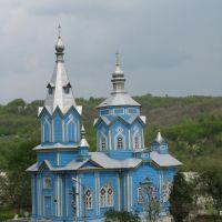 """Хрестовоздвиженська дерев""""яна церква (!887-1889 р.р.),м.Кременець, Кременец"""
