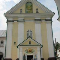 Свято-богоявленський монастир (1636р.),м.Кременець, Кременец