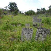 Kremenets_old jewish cemetery, Кременец