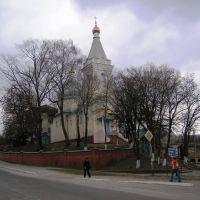 Церковь Покрова Пресвятой Богородицы в городе Лановцы (1866г.), Лановцы