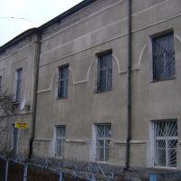 Synagoga w m.Monastyryska, Монастыриска