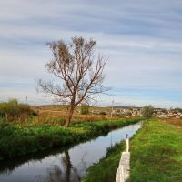 Монастириська - канал, Monastyryska - channel, Монастыриска