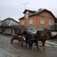 Pferdekutsche, Монастыриска