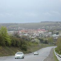 Краєвид міста Монастириська (Panorama of city Monastyryska), Монастыриска