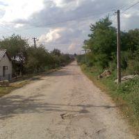 вулиця Коновальця, Konovaltsya st., Монастыриска