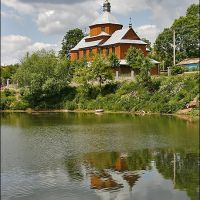 Фільварецька церква, Монастыриска
