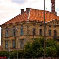 Замок (табачная фабрика), Монастыриска