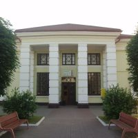 Railway Station, Подволочиск