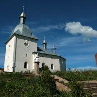 "Basilian monastery, It dates to the 16th cent and is known as the ""Pidhiryansky"" or ""Uhornytsky"" monastery, Теребовля"