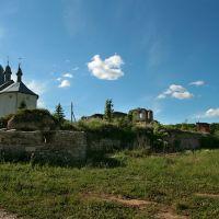 """Uhornytsky"" Basilian monastery, Теребовля"