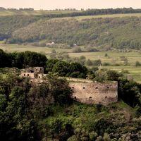 Замок, Теребовля