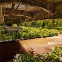 Під мостом, Теребовля