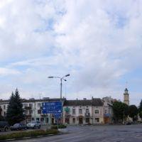 A view on Terebovlia in Ternopilska obl, Теребовля