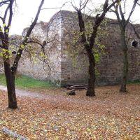 Теребовля. Замок (1630р.), Теребовля