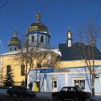 Храм Святого Миколая УГКЦ., Теребовля