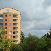 Живописная новостройка, Тернополь