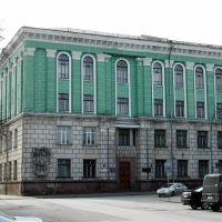 I.Ya. Horbachevsky Ternopil State Medical University, Тернополь