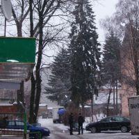 Городской пейзаж, Тернополь