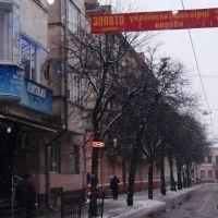 Улочка, Тернополь