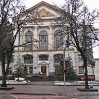 On Ternopol street, Тернополь
