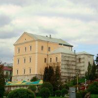 Тернопіль - замок, Ternopil - castle, Тернополь