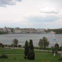 Вигляд на Дружбу, Тернополь
