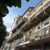 балкони, Чортков