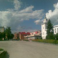 Площа  Чорткова vchortkovi.in, Чортков