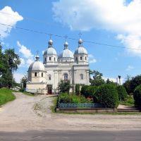 с. Струсів. Церква св.Миколая. (1903р.)/Village Struses. Church of St. Nicholas. (1903)/(2013)., Шумское