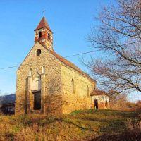 с. Прошова. Костел. (XIX-XXст.)/Proshova village. Church.(XIX-XX), Шумское