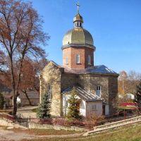 с. Кровинка. Церква Пресвятої Богородиці. (1924р.)/Krovinka village. Church.(1924)., Шумское