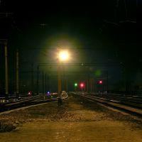 ЖД Вокзал  14.12.2009, Балаклея