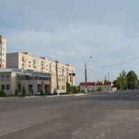Центр міста, Балаклея