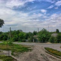 HDR облака, Балаклея