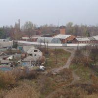 """Угол """"Воинской"""" (2010.11.05), Балаклея"""