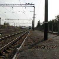 ж/д вокзал, Балаклея