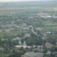 Центр города, Барвенково