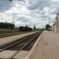 ЖД Вокзал, Барвенково