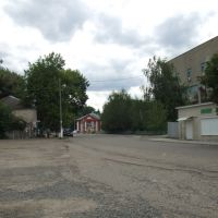 Главная улица, Барвенково